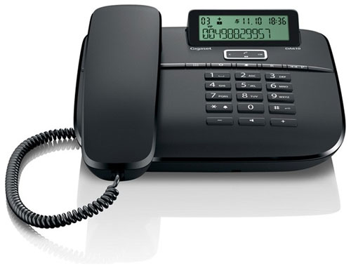 Masa Tipi Lüks Telefon