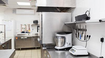mutfak ve restaurant ekipmanları