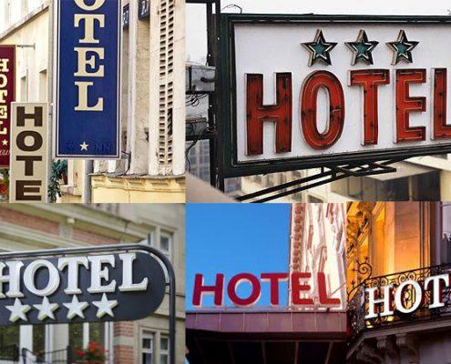 Otel Tabela Sistemleri