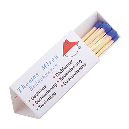 8/20-Stem Matchbook