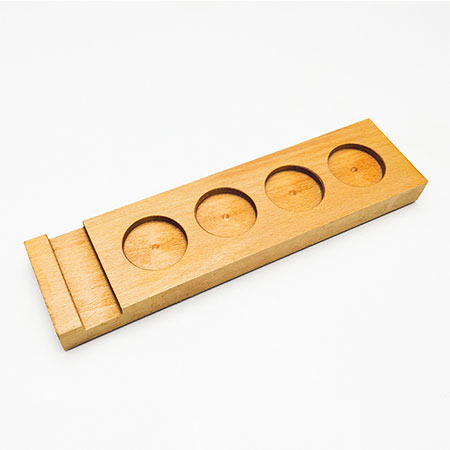 Wooden Amenities Tray 02