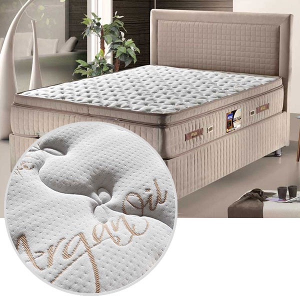 Browni Elegance Bed