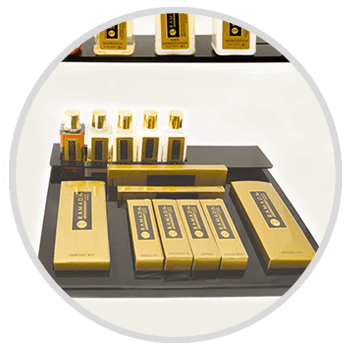 Hotel Amenities Sets