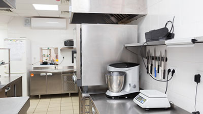 Kitchen and Restaurant Equipments