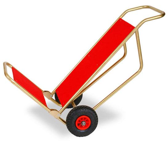 KTA 005 Hotel Baggage Trolley Brass