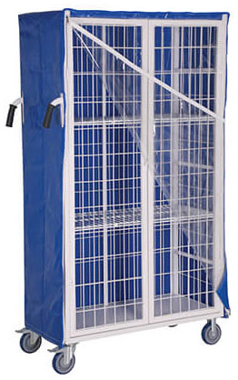 KTA 008 Clean Laundry Cart