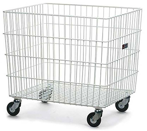 KTA 010 Bushel Wire Laundry Cart