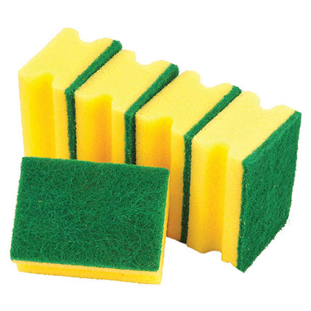 SMD 023 Four Kitchen Sponge
