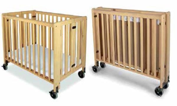 Portable Folding Crib