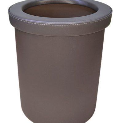 Deri Çöp Kovası