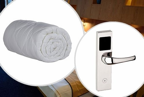 Otel Tekstili ve Kapı Kilit Sistemleri