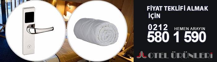Otel Tekstili ve Kapı Kilit Sistemleri Fiyatları