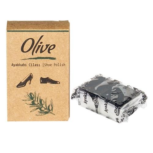 Olive Ayakkabı Cilası