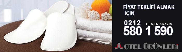Havlu, Spa ve Tek Kullanımlık Otel Terlikleri