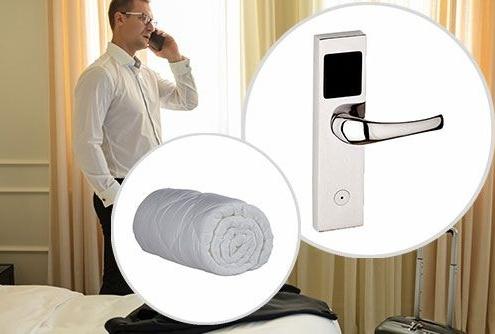 Oda İçi Ekipmanlarla Otelinizin Kalitesini Artırın