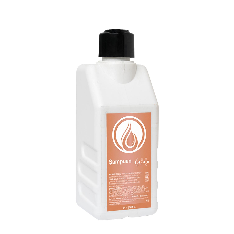 250ml Dispenser Şampuan
