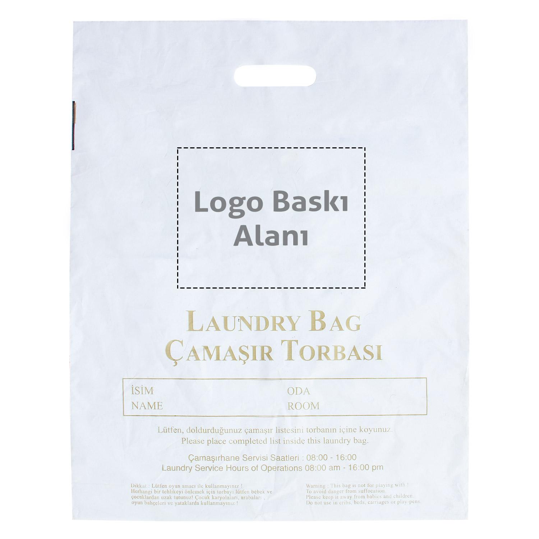 PL Printed Laundry Bag