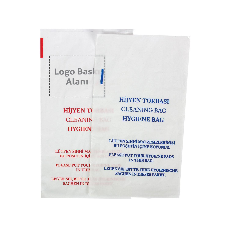PL Printed Sanitary Bag