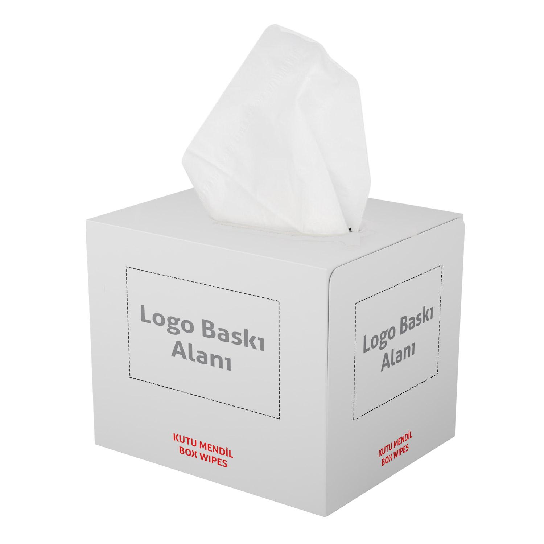 PL Printed Cube Box Tissue
