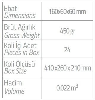 dispenser olive 400 ml kartuş sıvı sabun ebatlar